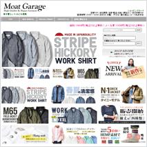 Moat Garage楽天ショップ