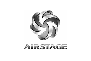 AIRSTAGE ロゴ